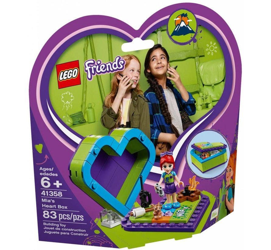 41358 Friends Mia`s Heart Box