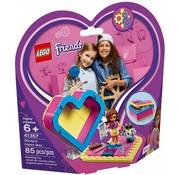 LEGO 41357 Friends Olivia`s Heart Box