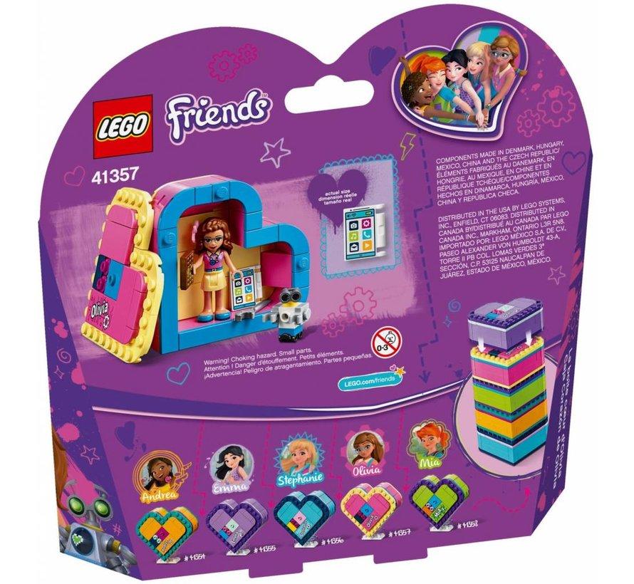 41357 Friends Olivia`s Heart Box
