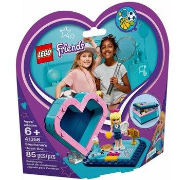 LEGO 41356 Friends Stephanie`s Heart Box