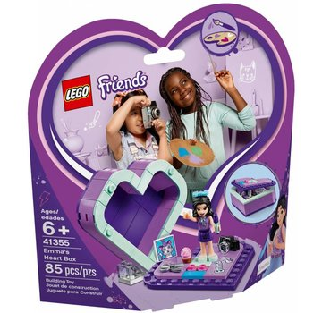 LEGO 41355 Friends Emma`s Heart Box
