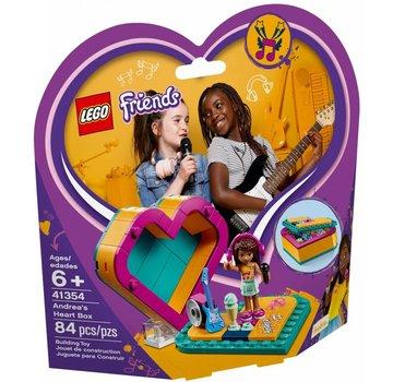 LEGO 41354 Friends Andrea`s Heart Box