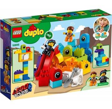 LEGO 10895 Duplo The Movie Emmet en Lucy