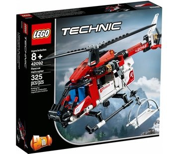 LEGO 42092 Technic Reddingshelikopter