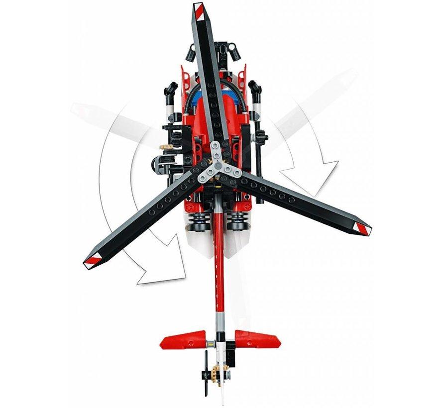 42092 Technic Reddingshelikopter