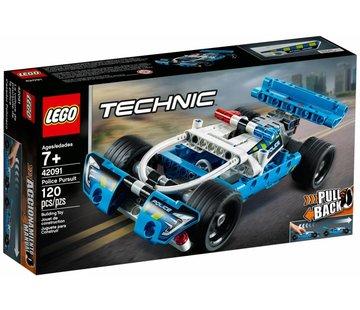 LEGO 42091 Technic Politie achtervolging