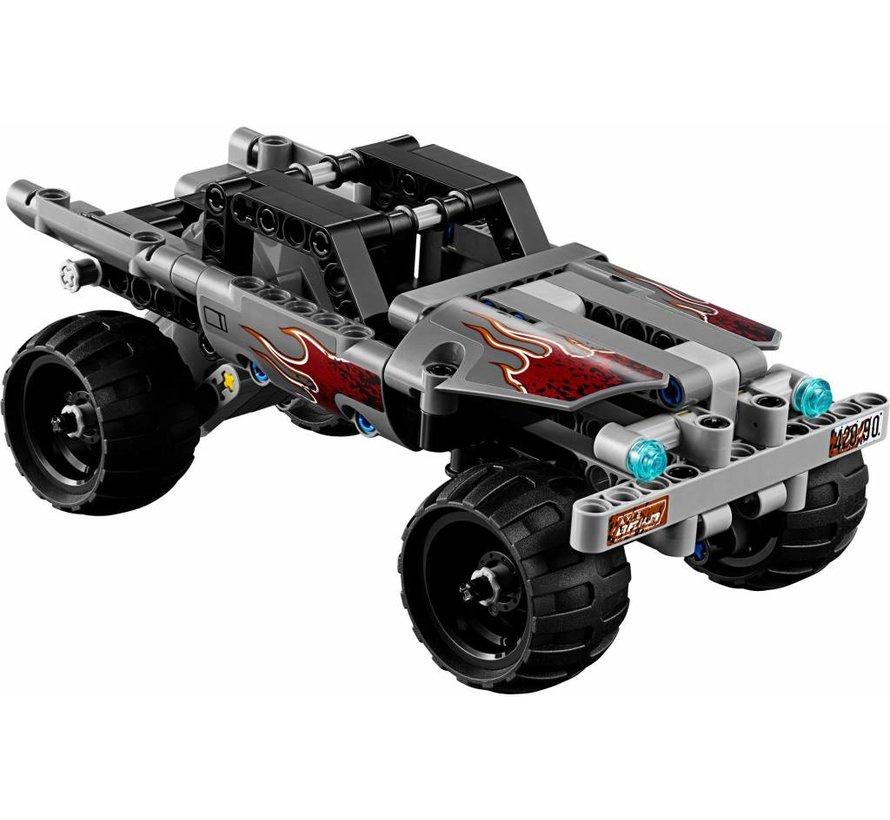 42090 Technic Vluchtwagen