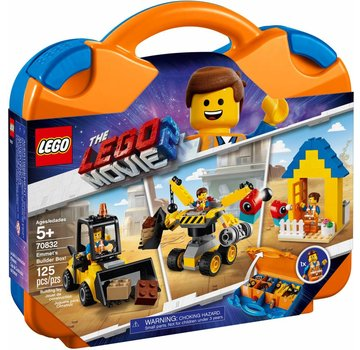 LEGO 70832  The Movie Emmets bouwdoos