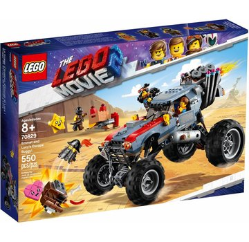 LEGO 70829  The Movie Emmets en Lucy's vlucht buggy