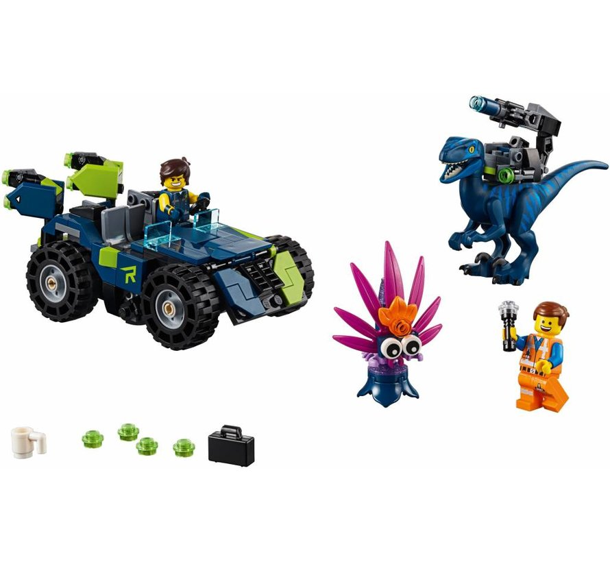 70826  The Movie Rex's Rex-treme offroader