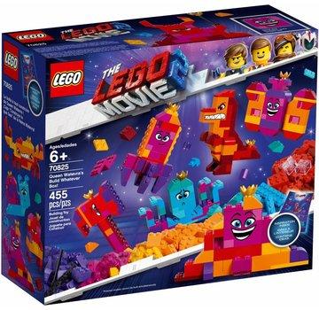 LEGO 70825 The Movie Koningin Watevra's Bouw iets doos!