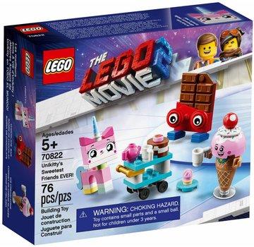 LEGO 70822 The Movie  De ALLERLIEFSTE vrienden van Unikitty!