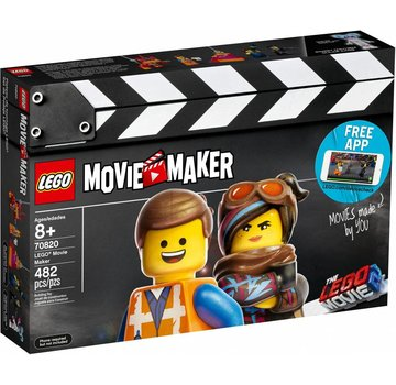 LEGO 70820  The Movie Movie Maker