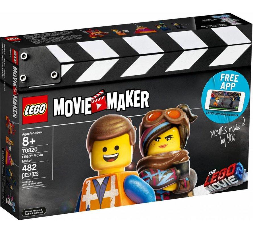 70820 The Movie Movie Maker