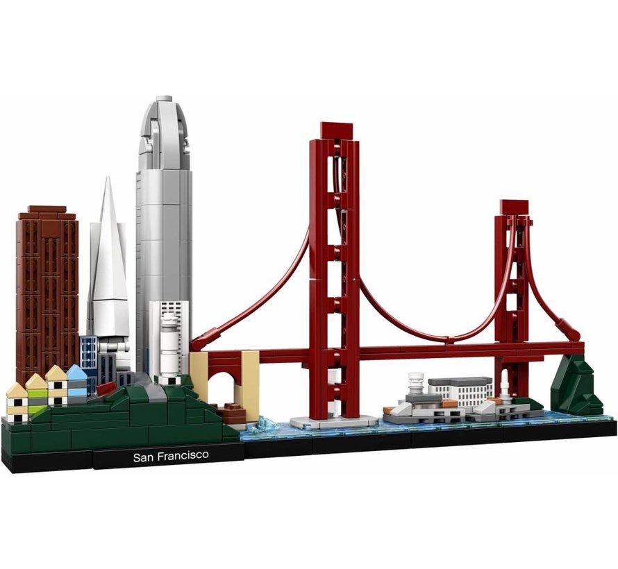 21043 Architecture San Francisco
