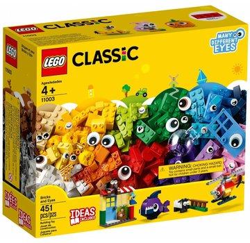 LEGO 11003 Classic Stenen en ogen