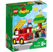 LEGO 10901 Dupo Brandweertruck