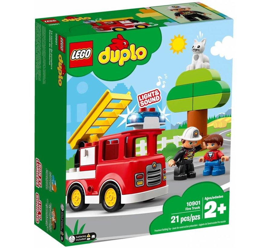 10901 Dupo Brandweertruck