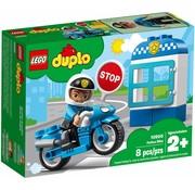 LEGO 10900 Dupo Politie Motor