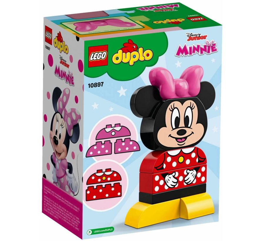 10897 Dupo Minnie Mouse