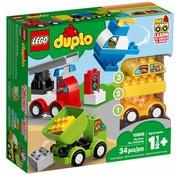 LEGO 10886 Dupo Mijn eerste auto creaties