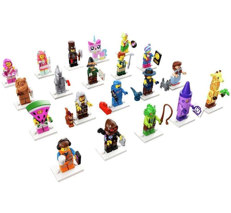 71023 LEGO Movie 2 CMF Complete serie