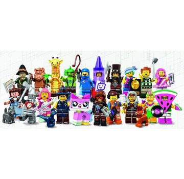 LEGO [PRE-ORDER] 71023 LEGO Movie 2 CMF Complete serie
