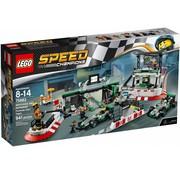 LEGO [BREUK] 75883 Speed Champions Mercedes-AMG Petronas Formula One Team
