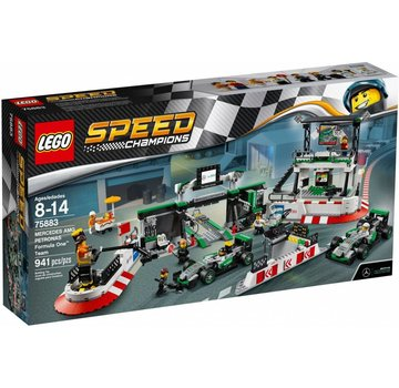 LEGO [BREUK] 75883 Speed Champions Mercedes-AMG Petronas Formula One Team