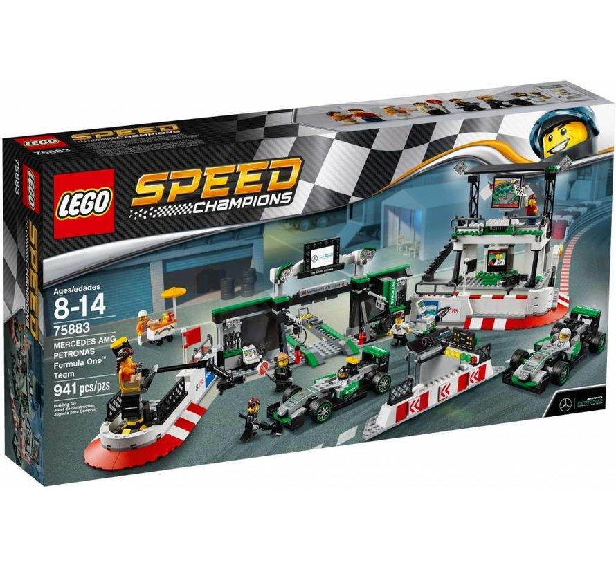 [BREUK] 75883 Speed Champions Mercedes-AMG Petronas Formula One Team