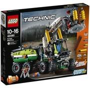 LEGO [BREUK] 42080 Technic Bosbouwmachine