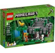 LEGO [BREUK] 21132 Minecraft De Jungletempel