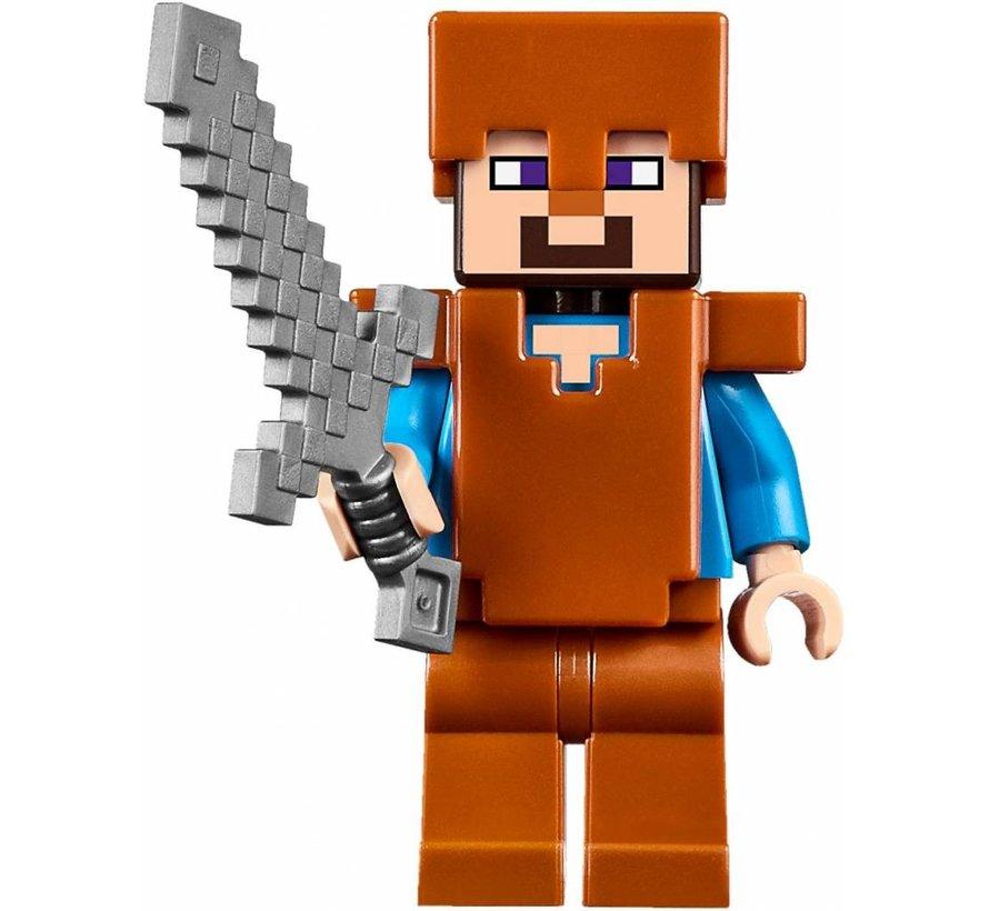 [BREUK] 21132 Minecraft De Jungletempel