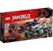 LEGO [BREUK] 70639 Ninjago Straatrace van de slangenjaguar