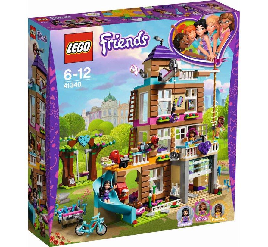 [BREUK] 41340 Friends Vriendschapshuis