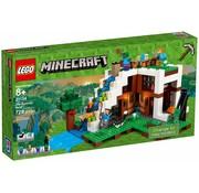 LEGO [BREUK] 21134 Minecraft De Watervalbasis