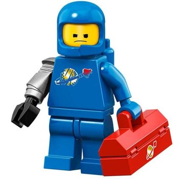 LEGO 71023-3: Apocalypse Benny