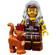 LEGO 71023-6: Sherry Scratchen-Post & Scarfield