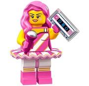LEGO 71023-11: Candy Rapper