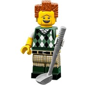 LEGO 71023-12: Gone Golfin' President Business