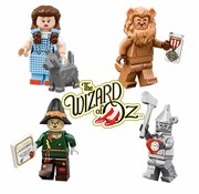 LEGO 71023 - The wizard of Oz
