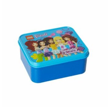 LEGO Friends Lunch Box blauw
