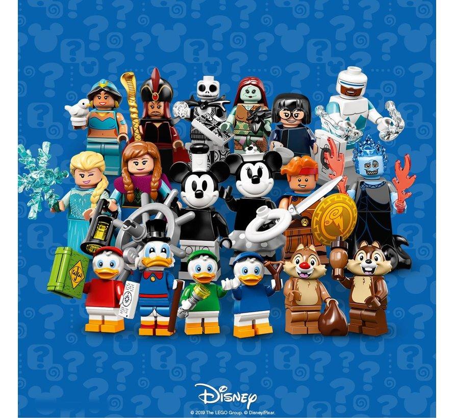 71024 CMF Disney2 Minifiguren complete set