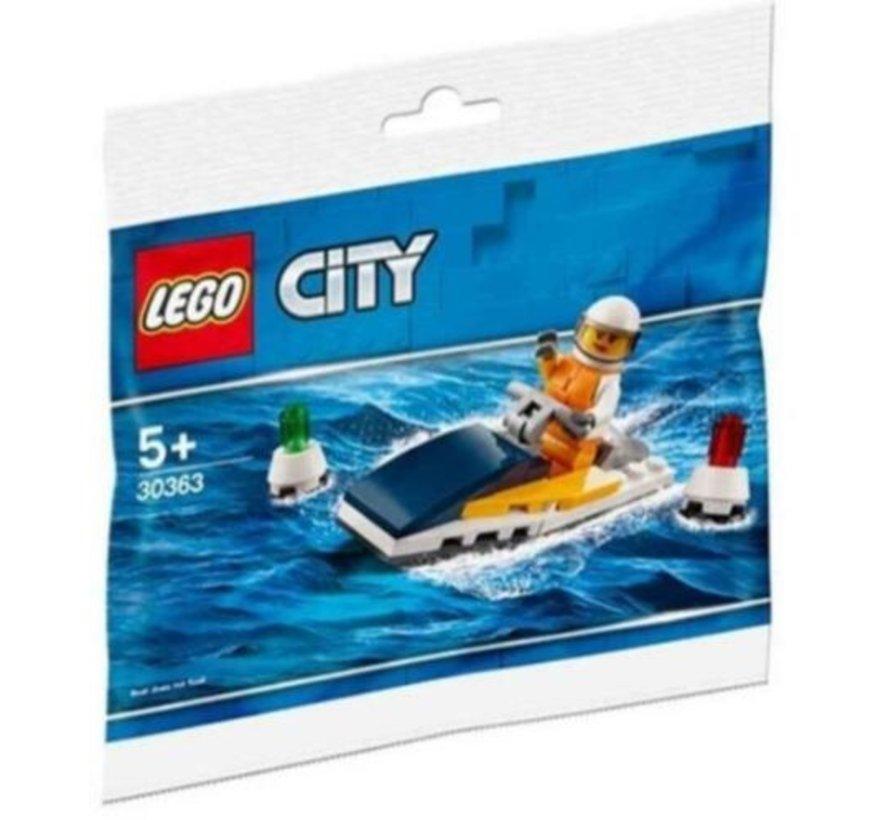 30363 Polybag Race Boat