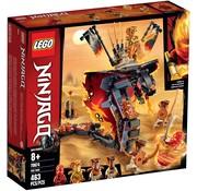 LEGO 70674 Ninjago Vuurtand
