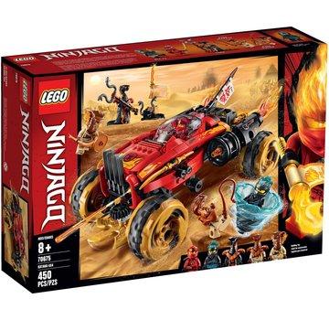 LEGO 70675 Ninjago Katana 4X4