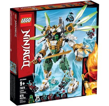 LEGO 70676 Ninjago Titanium Mecha van Lloyd