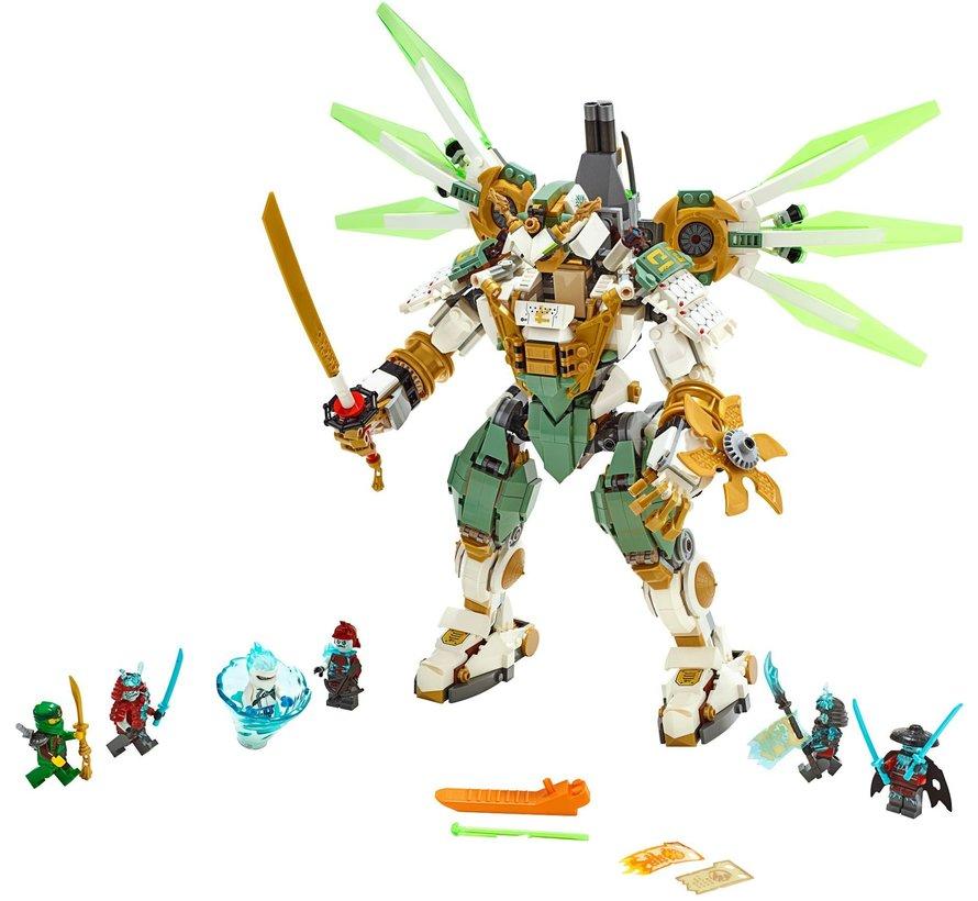 70676 Ninjago Titanium Mecha van Lloyd