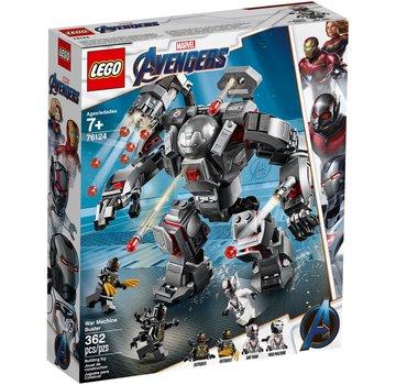 LEGO 76124 Superheroes War Machine Buster