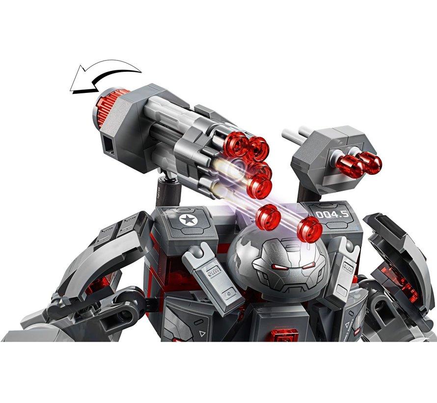 76124 Superheroes War Machine Buster